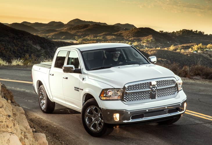 Ram 1500 redesign depends on 2015 Ford F-150 success