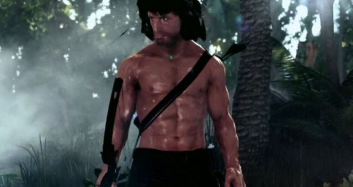 Rambo video game review