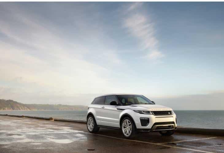 Range Rover Evoque SVR coming
