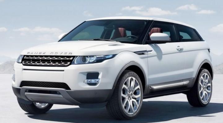 Range Rover Evoque recall to fix alarm going off