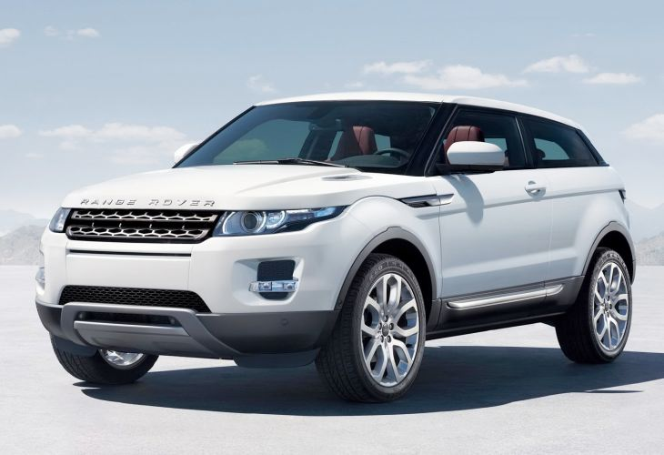 Range Rover Evoque recall to solve alarm going off