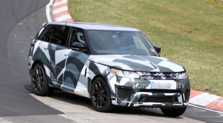 Range Rover Sport R to take on BMW X5M and X6M