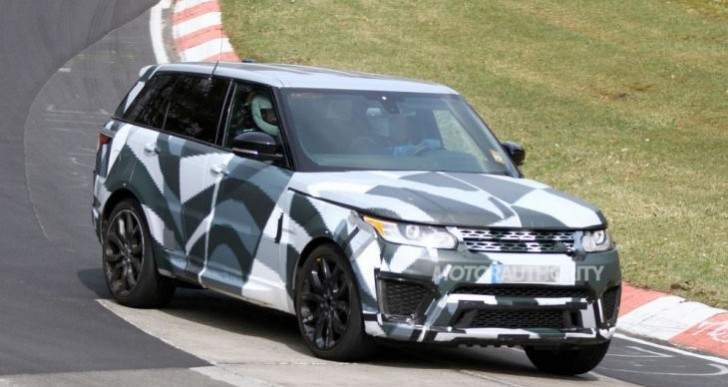 Range Rover Sport R to take on BMW X5M and X6M