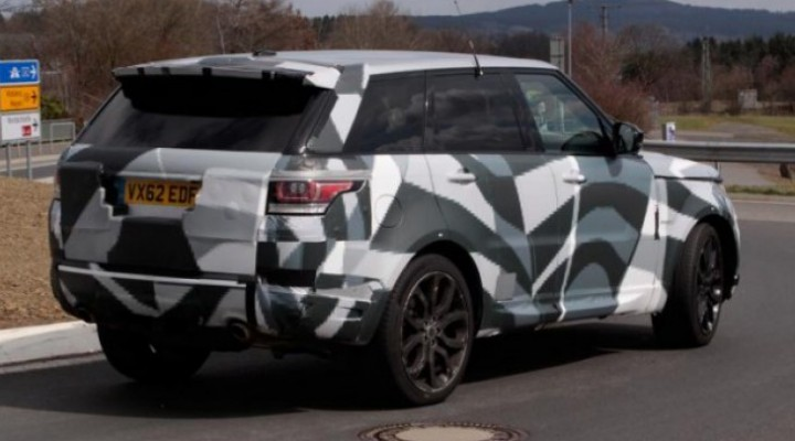 Range Rover Sport RS price curiosity following tease