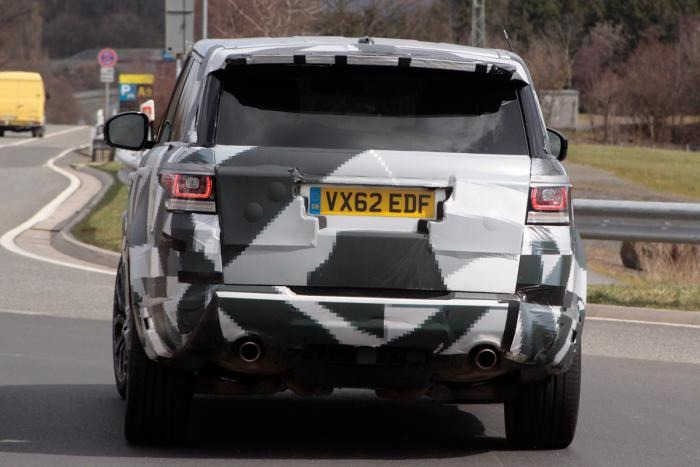 Range Rover Sport RS price curiosity