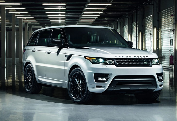 Range Rover Sport Stealth Pack price options