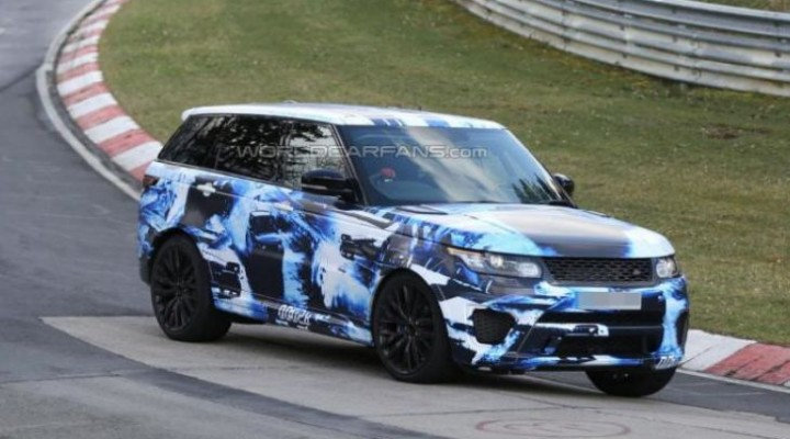 Range Rover Sports RS performance enhancements