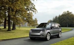 Range Rover reveals SVAutobiography, its Rolls-Royce SUV rival