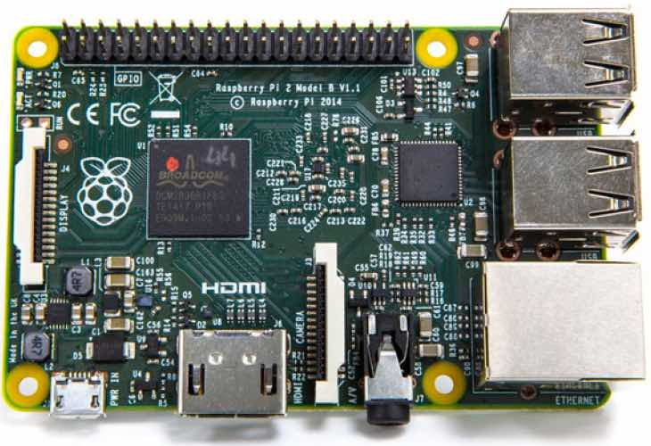 Raspberry Pi 2 vs. Model B+ hardware upgrades