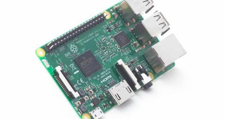 Raspberry Pi 3 Model B specs with uniform price