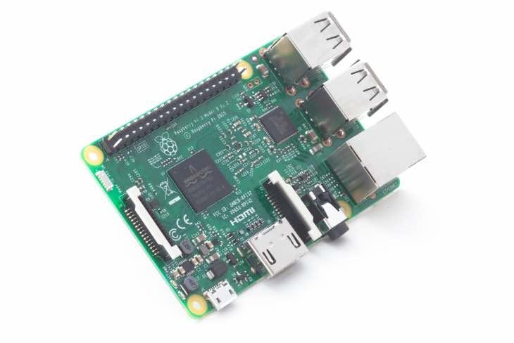 Raspberry Pi 3 Model B specs