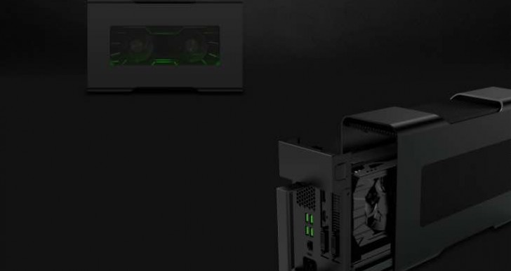 Razer Core External GPU shipping starts next month