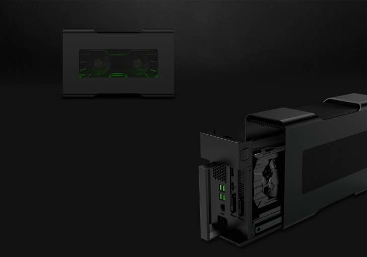 Razer Core External GPU shipping starts next month
