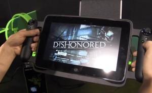 Razor Edge Pro tablet, Dishonored gameplay