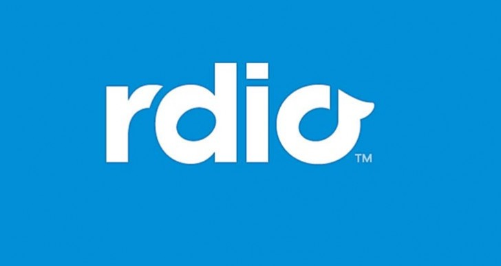 Rdio Select low subscription pricing in India