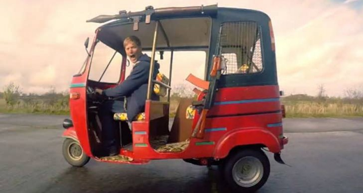 Real life Far Cry 4 vehicle mods for Tuk Tuk