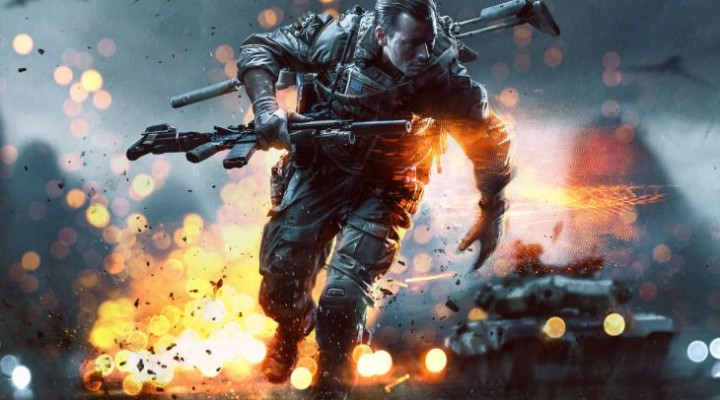 Recon class in Battlefield 4 beta