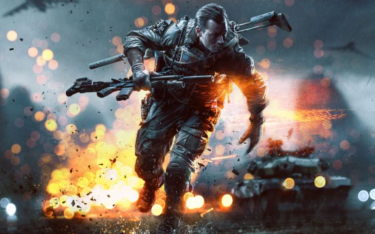 Recon class in Battlefield 4 beta