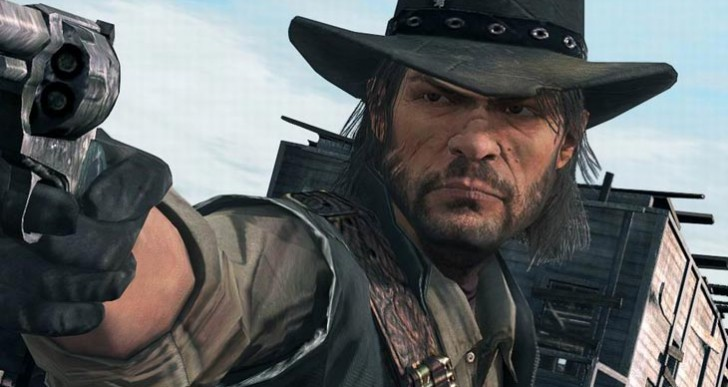 Red Dead Redemption HD before 2 on PS4 Neo, Project Scorpio