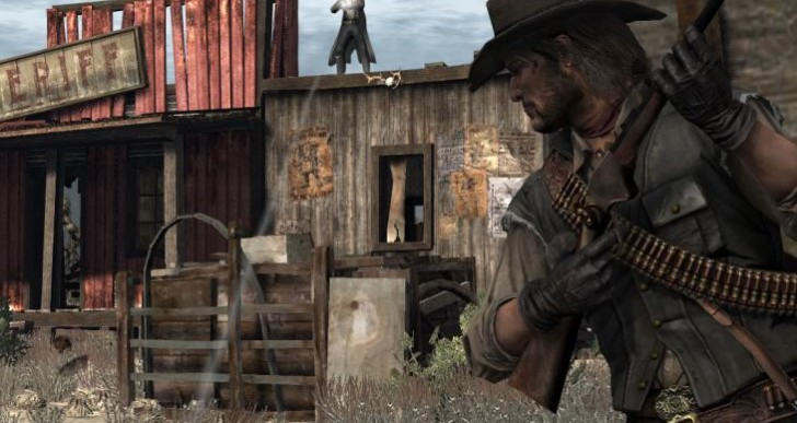 Red Dead Redemption 2 is Rockstar's next game says rumor