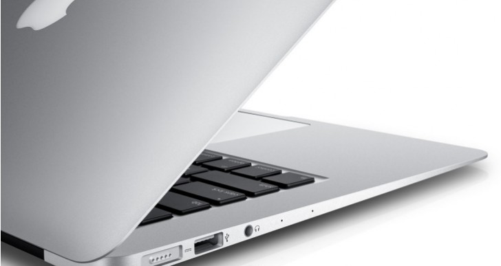 Redesigning the 2014 MacBook Air