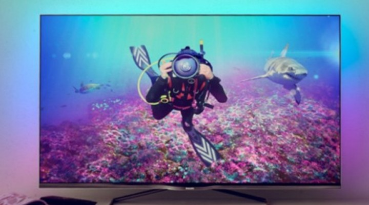 Reducing Philips 4K TV sizes for 2014