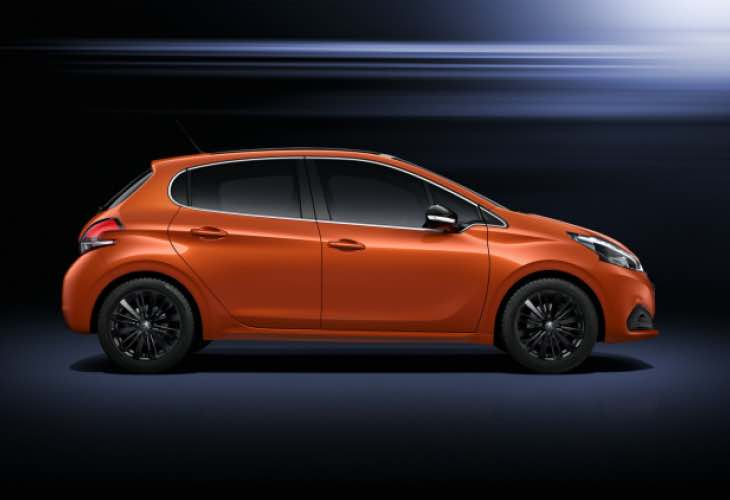 Refreshed Peugeot 208 illustrates affordability