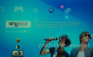 Remove SingStar icon from XMB say PS3 users