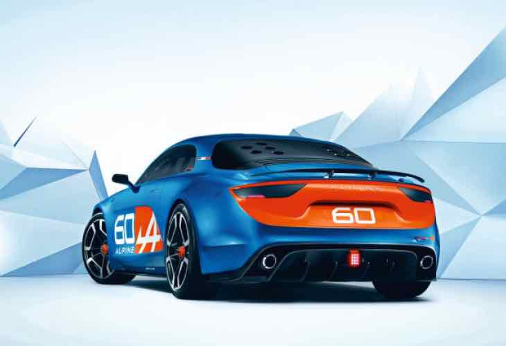 Renault Alpine Celebration specs