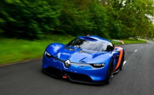 Renault Alpine revival to target Audi R8 in 2016