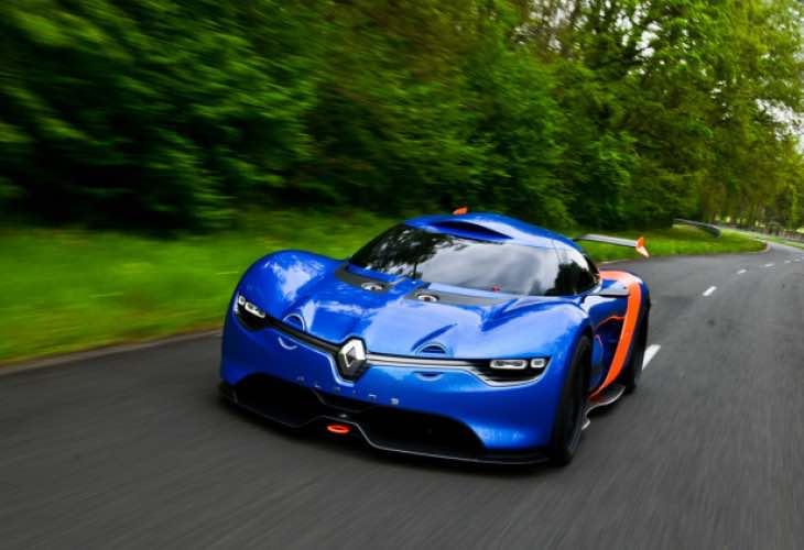 Renault Alpine revival to target Audi R8 in 2016