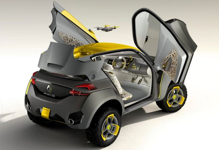 Renault Kwid buggy concept safety concerns