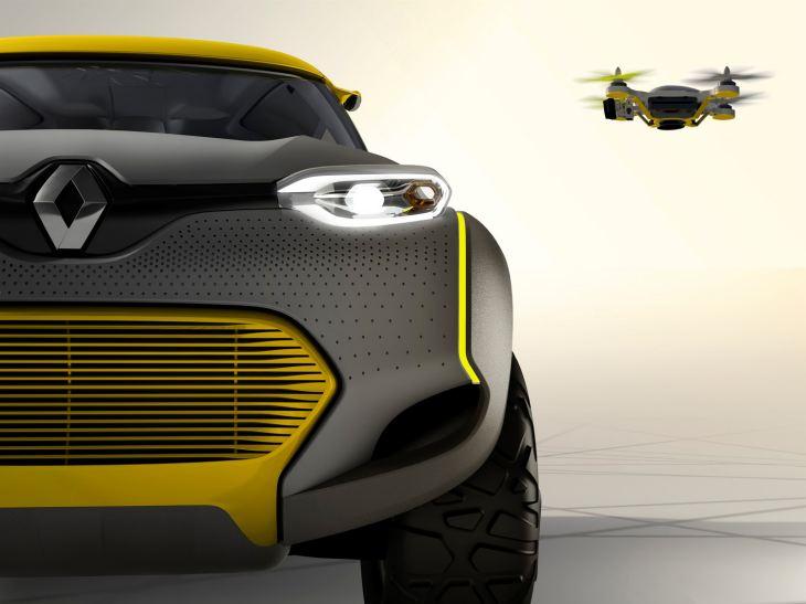 Renault Kwid buggy concept