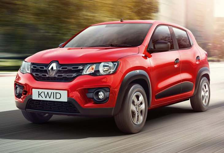Renault Kwid delivery time