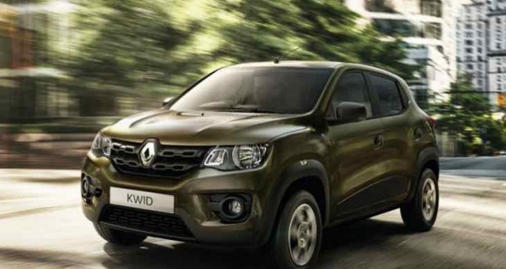 Renault Kwid tech specs still unknown, apart from BHP