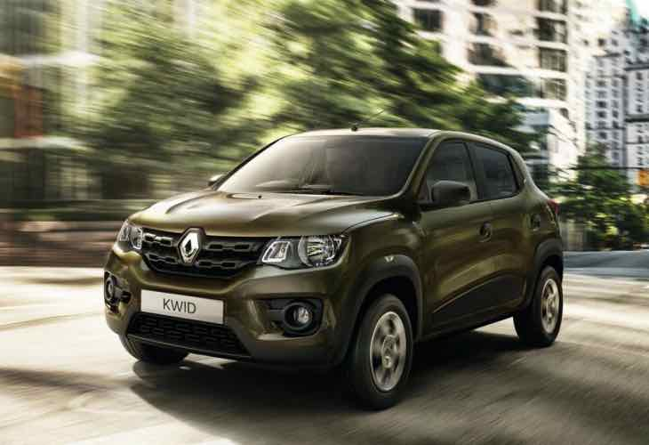 Renault Kwid tech specs still unknown