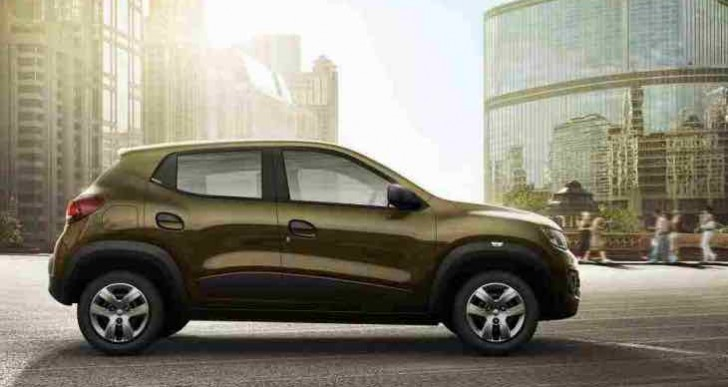 Renault Kwid RxE, RxL and RxT variants revealed