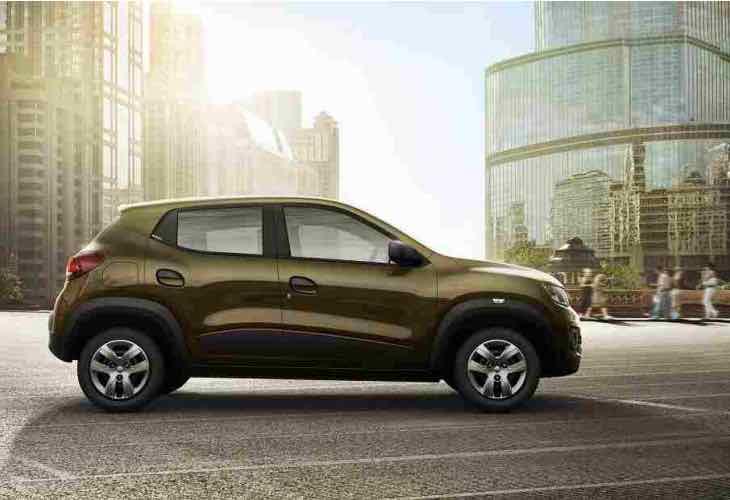Renault Kwid variants
