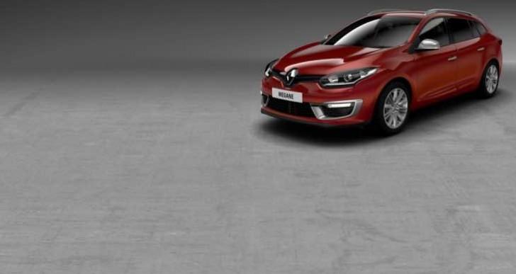 Renault Megane Sport Tourer UK pre-order, price and deliveries