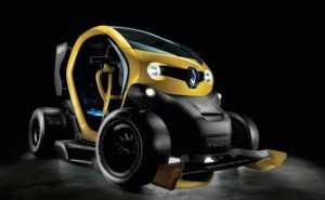 Renault Twizy specs boost with Renault Sport F1
