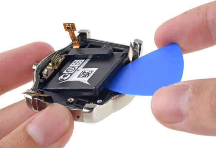 Replacing the LG Watch Urbane battery effortlessly