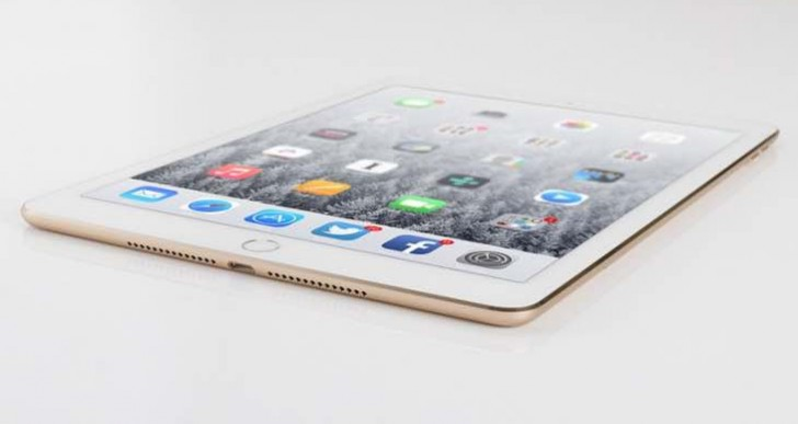 Reported iPad Air 3 specs omits Pencil support