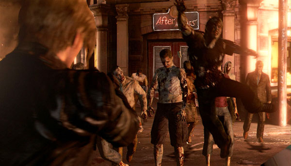 Resident Evil 6 locations and campaign length
