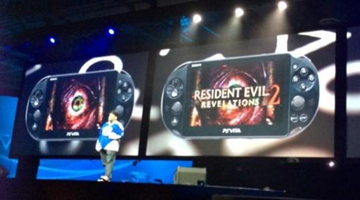 Resident Evil Revelations 2 Vita release clear after PS3, PS4