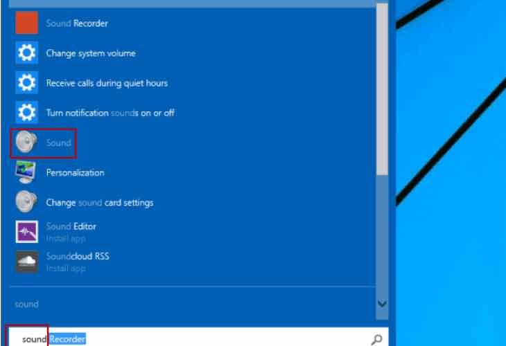 Resolving Windows 10 sound problems