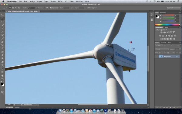 Retina MacBook Pro benefits from Photoshop CS6 update
