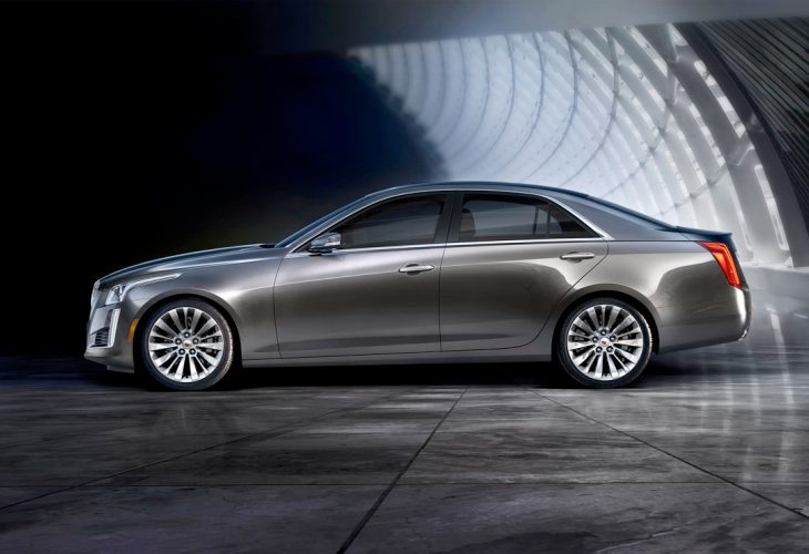Revamped 2014 Cadillac CTS starting price hike