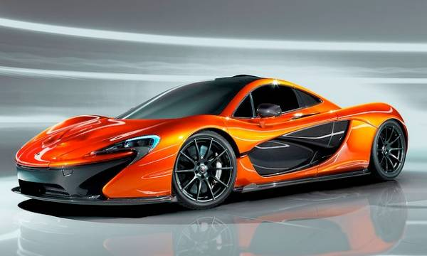 Revealing McLaren P1 specs at Geneva, including top speed