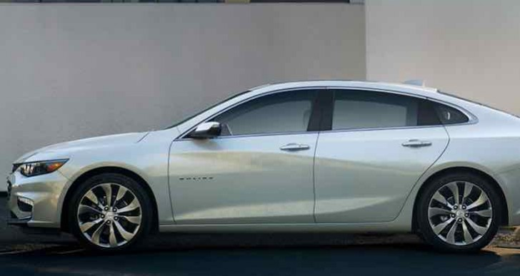 Review Chevrolet Malibu 2016 updates