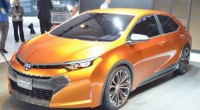 Review of 2014 Toyota Corolla uncovered specs